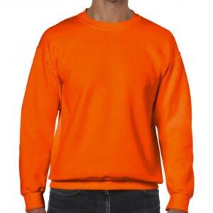 Heavy Blend Crewneck Sweat_safety-orange