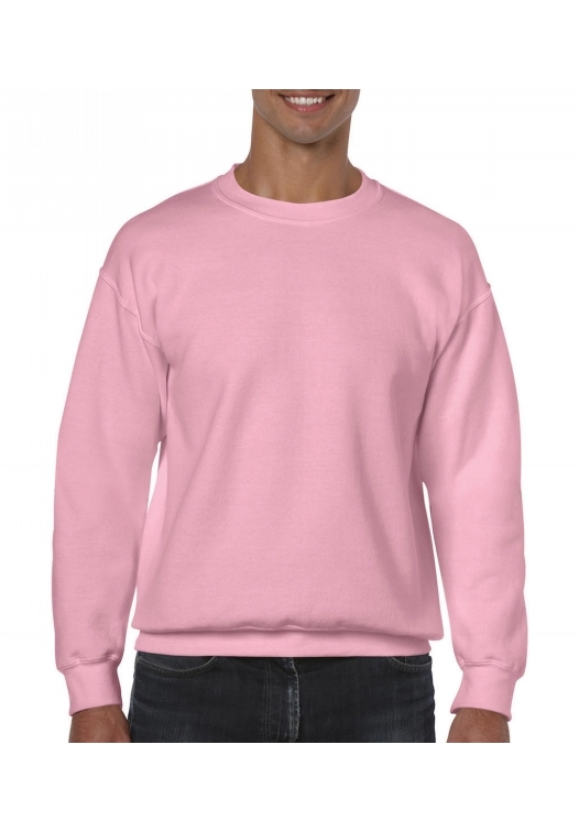 Heavy Blend Crewneck Sweat_light-pink
