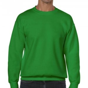 Heavy Blend Crewneck Sweat_irish-green