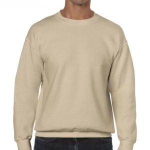 Heavy Blend Crewneck Sweat_Sand