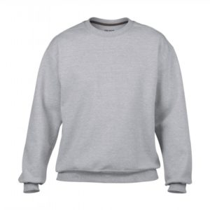 Classic Fit Crewneck Sweatshirt_sport-grey