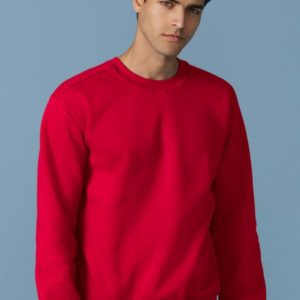 Classic Fit Crewneck Sweatshirt_001