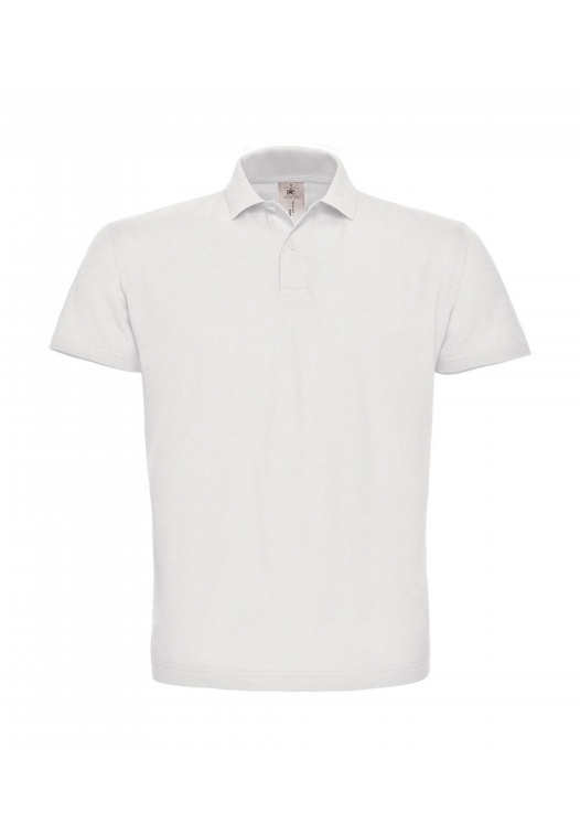 Piqué Polo Shirt PUI10_white
