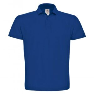 Piqué Polo Shirt PUI10_royal