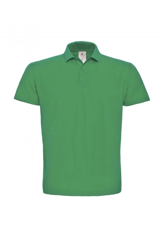 Piqué Polo Shirt PUI10_kelly-green