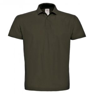 Piqué Polo Shirt PUI10_brown