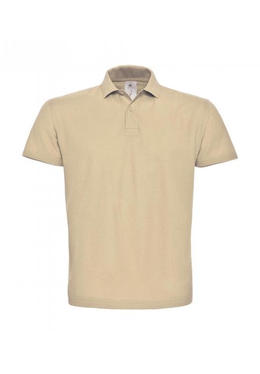 Piqué Polo Shirt PUI10_sand