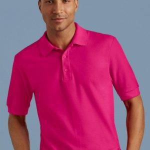 Premium Cotton Double Piqué Polo_Titel