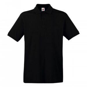 Premium Polo_black