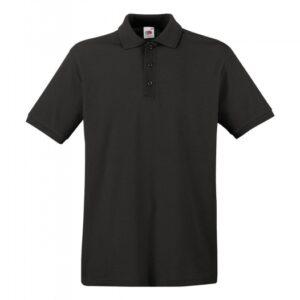 Premium Polo_light-graphite