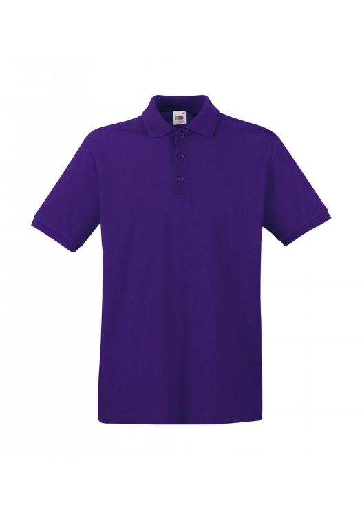 Premium Polo_purple