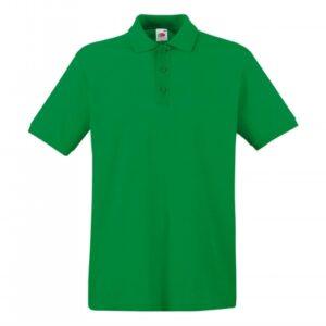 Premium Polo_kelly-green