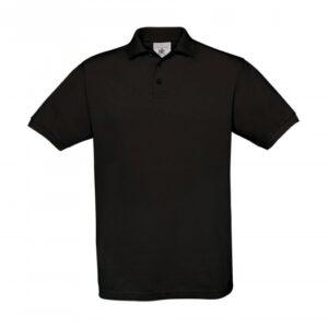 Piqué Polo Safran PU409_black