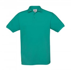 Piqué Polo Safran PU409_real-turquoise