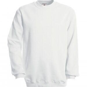 Set-In Sweatshirt WU600_white