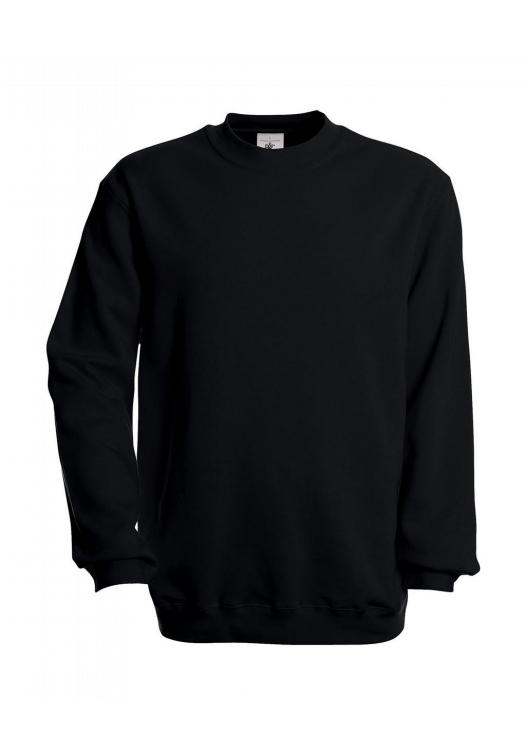 Set-In Sweatshirt WU600_black
