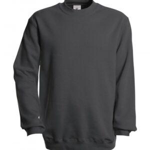 Set-In Sweatshirt WU600_steel-grey