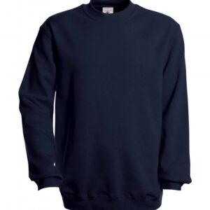 Set-In Sweatshirt WU600_navy