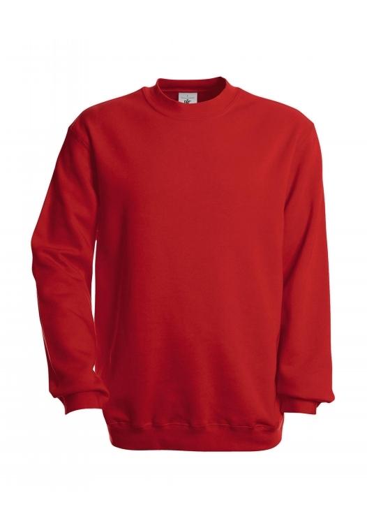 Set-In Sweatshirt WU600_red
