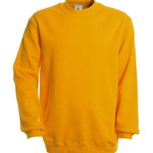 Set-In Sweatshirt WU600_gold