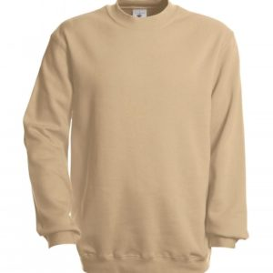 Set-In Sweatshirt WU600_sand