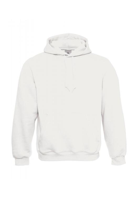 Kapuzen-Sweatshirt WU620_white