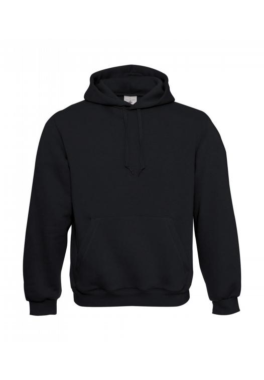 Kapuzen-Sweatshirt WU620_black