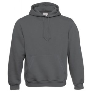 Kapuzen-Sweatshirt WU620_steel-grey