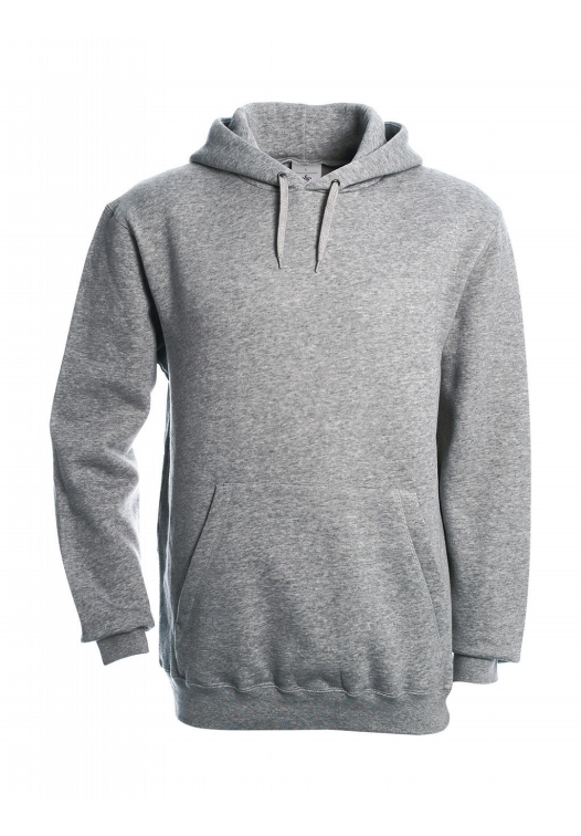 Kapuzen-Sweatshirt WU620_heather-grey