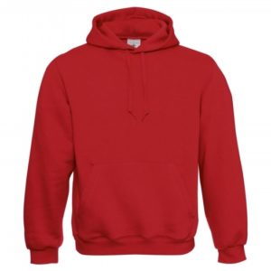 Kapuzen-Sweatshirt WU620_red