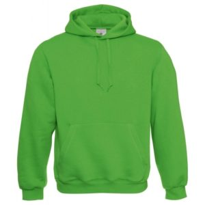 Kapuzen-Sweatshirt WU620_real-green
