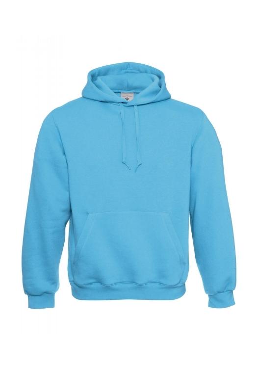 Kapuzen-Sweatshirt WU620_real-turquoise