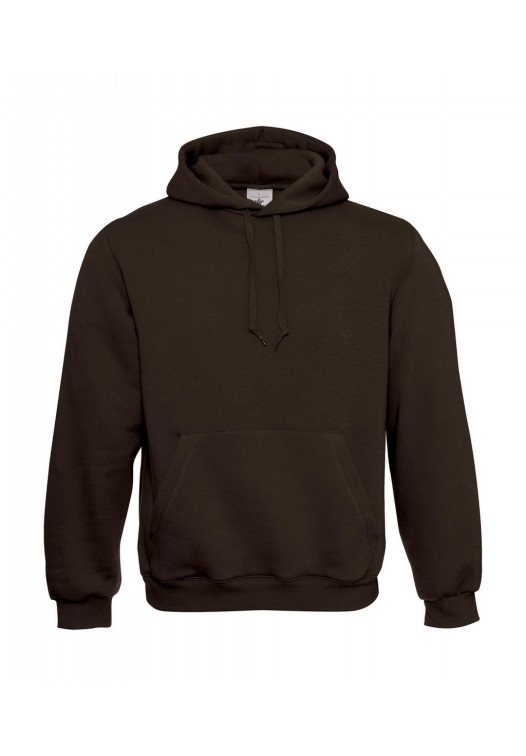 Kapuzen-Sweatshirt WU620_brown