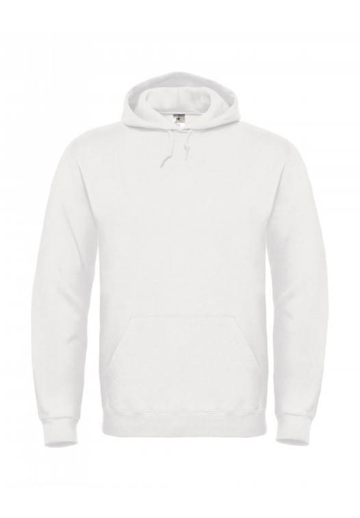 Hooded Sweatshirt WUI21_white