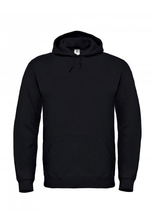 Hooded Sweatshirt WUI21_black