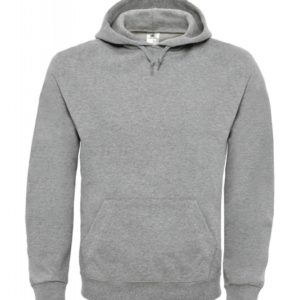 Hooded Sweatshirt WUI21_heather-grey