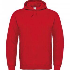 Hooded Sweatshirt WUI21_red