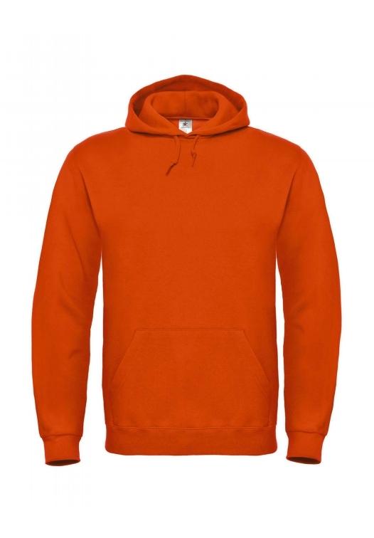 Hooded Sweatshirt WUI21_orange