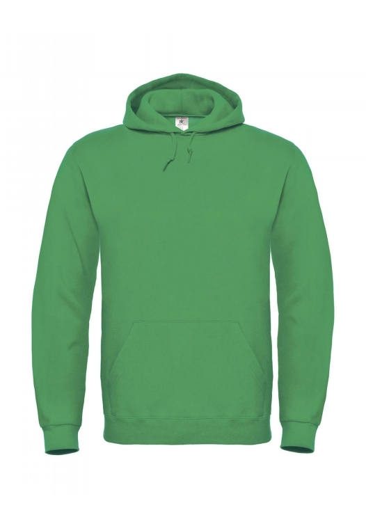 Hooded Sweatshirt WUI21_kelly-green