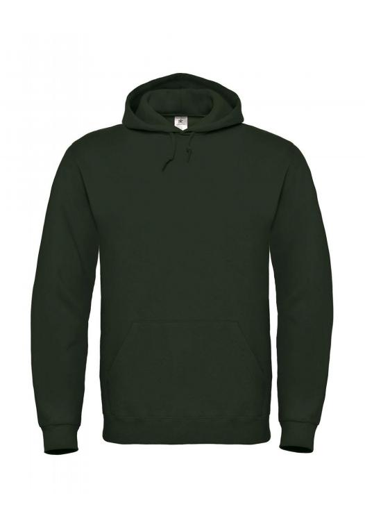 Hooded Sweatshirt WUI21_Forest-green