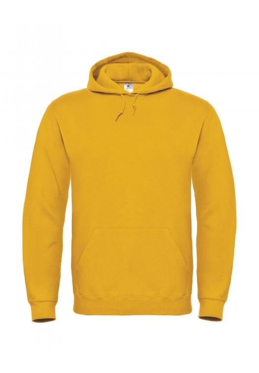 Hooded Sweatshirt WUI21_chili-gold