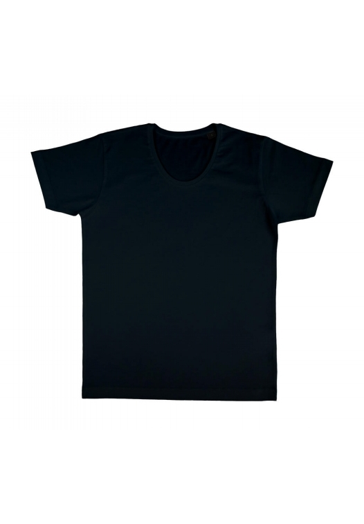 Ben- Men's Organic Scoop Neck T-Shirt_black