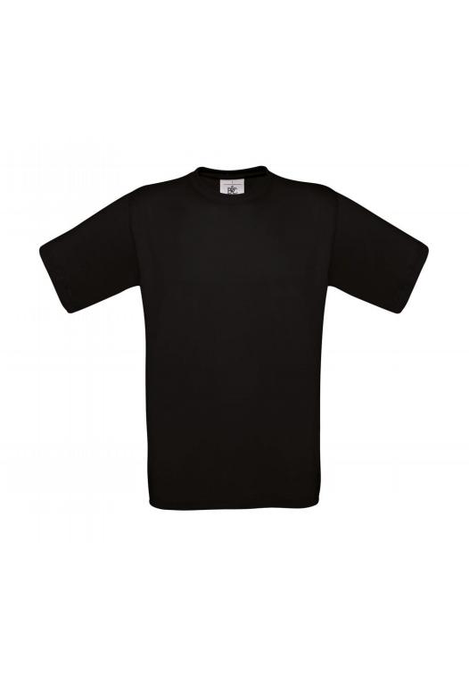 T-Shirt Exact 150_Black