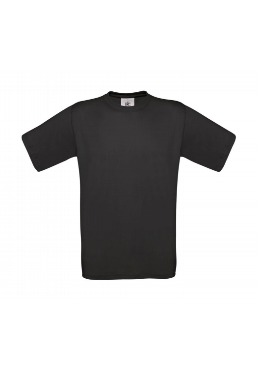 T-Shirt Exact 150_Used-Black