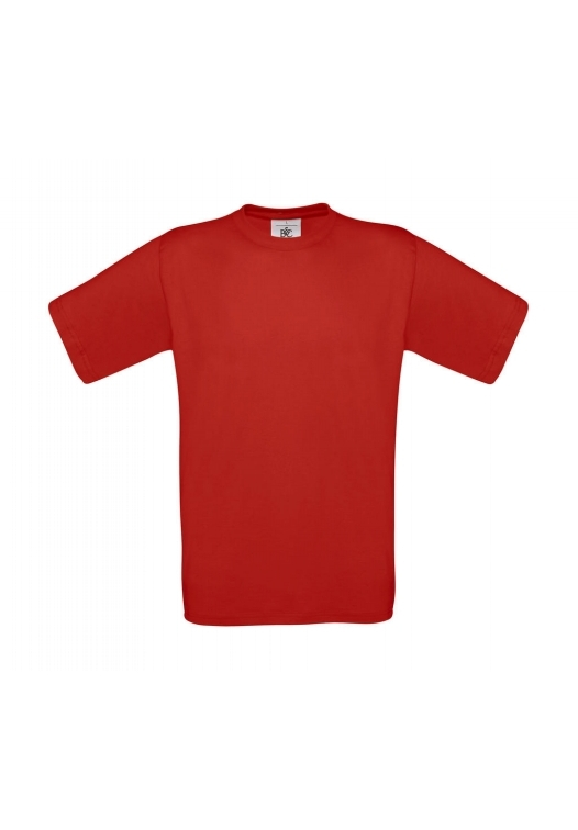 T-Shirt Exact 150_Red