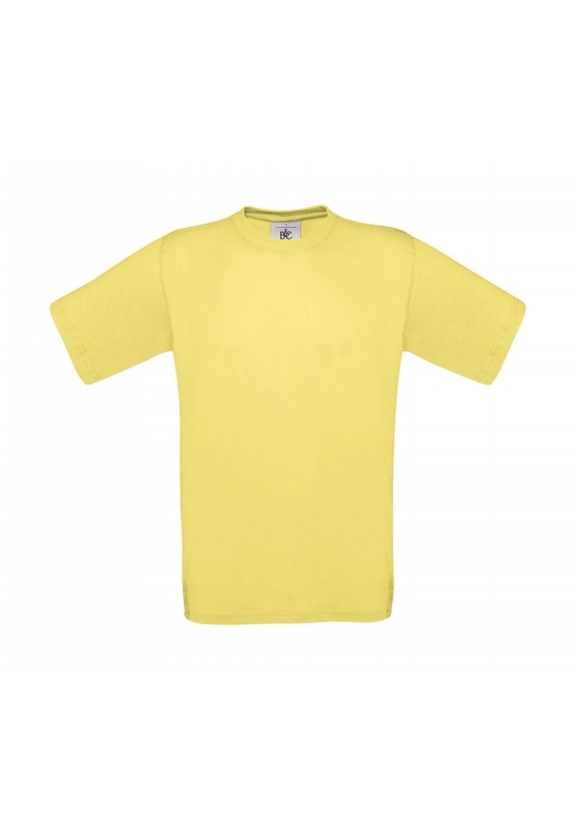 T-Shirt Exact 150_Used-Yellow