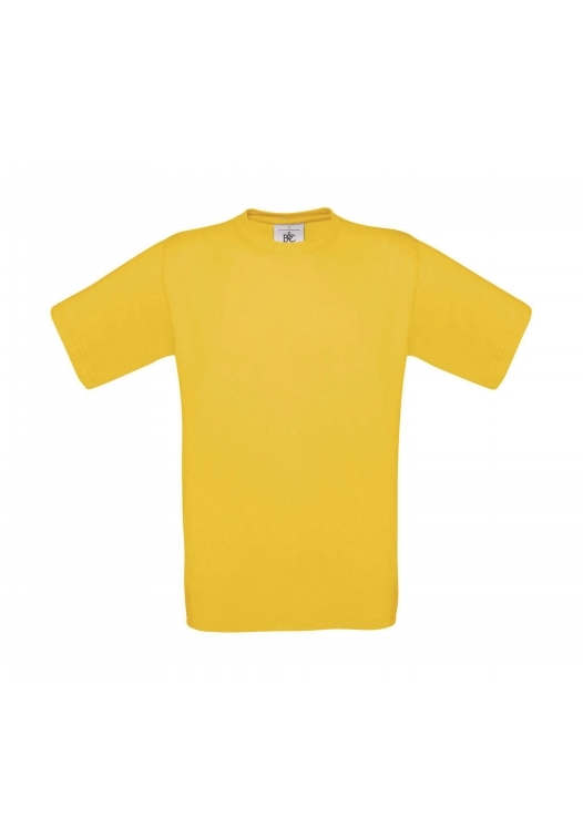 T-Shirt Exact 150_Yellow