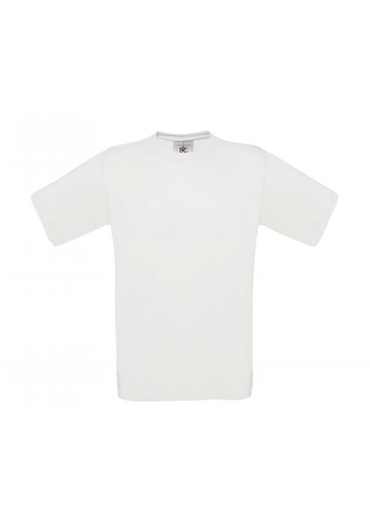 T-Shirt Exact 190_white