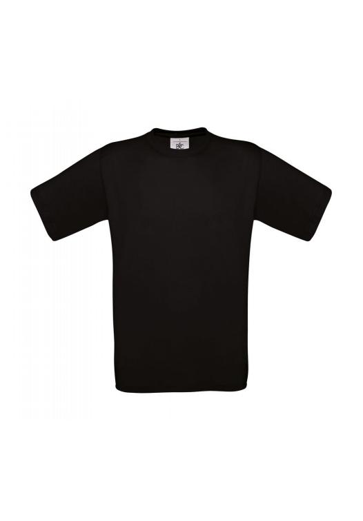 T-Shirt Exact 190_Black