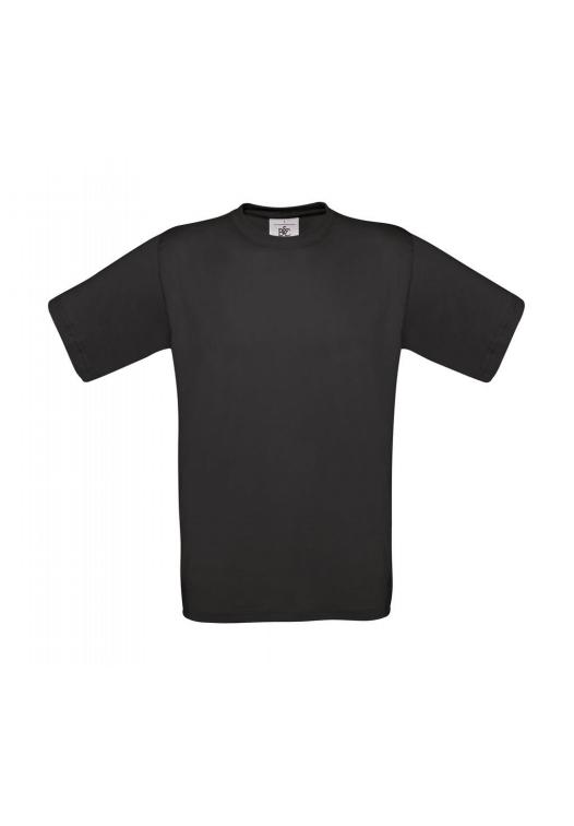 T-Shirt Exact 190_used-black